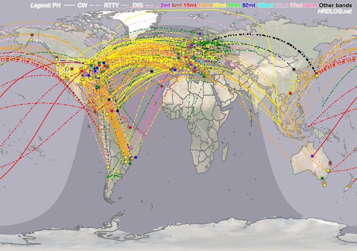 mappa logbook